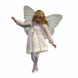 Butter Fairy Statuette