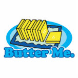 butter me photo sculptures