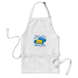 Butter Me Up Adult Apron