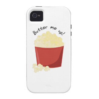 Butter Me Up! Vibe iPhone 4 Cases
