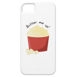 Butter Me Up! iPhone 5/5S Covers