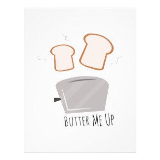 Butter Me Up Letterhead