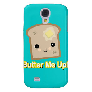 butter me up toast galaxy s4 cover