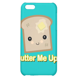 butter me up toast case for iPhone 5C