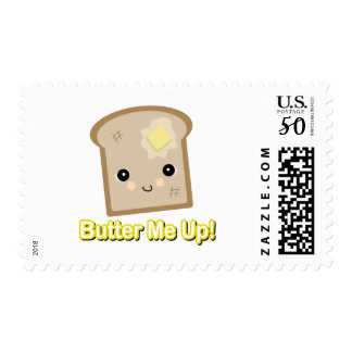 butter me up toast postage