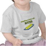 butter tee shirt