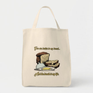 Butter to my bread.. Love Dictionary Art Tote Bag