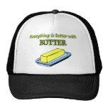 butter trucker hat