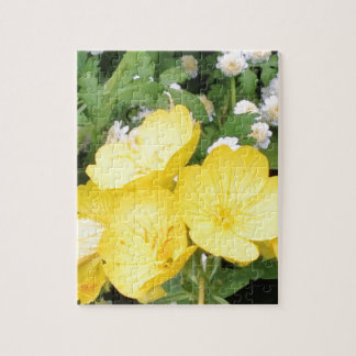 Buttercup and Babies Breath Jigsaw Puzzle