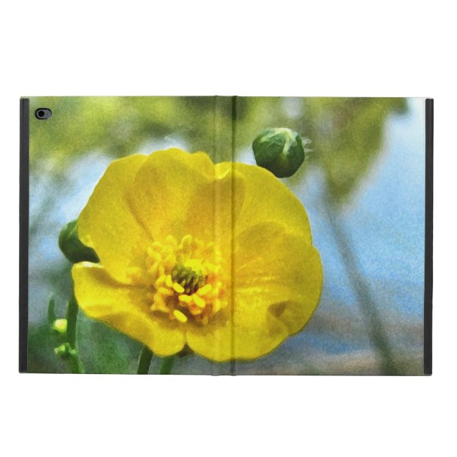 Buttercup at the Pond iPad Air 2 Case