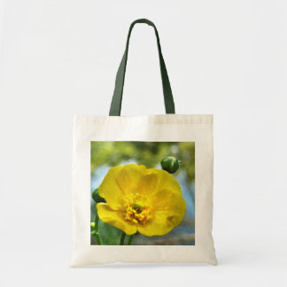Buttercup at the Pond Tote Bag