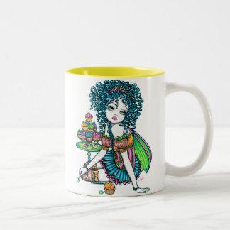 Buttercup Cup Cake Fairy Mug