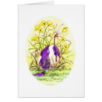 Buttercup Easter Card