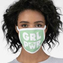 Buttercup: Girl Power Face Mask
