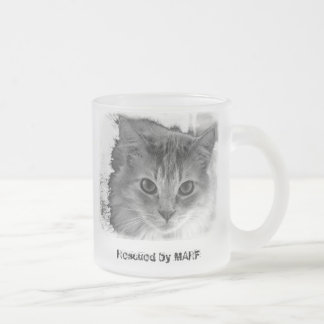 Buttercup Rescued by MARF Coffee Mugs