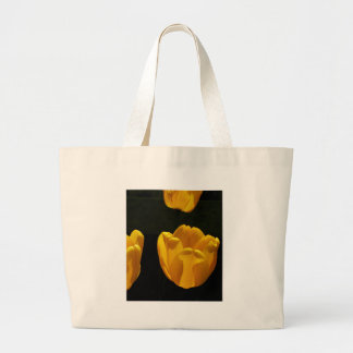 Buttercup Tulips Canvas Bags