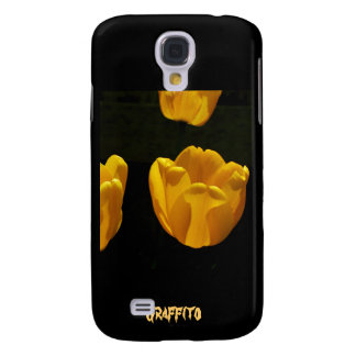 Buttercup Tulips Galaxy S4 Cover