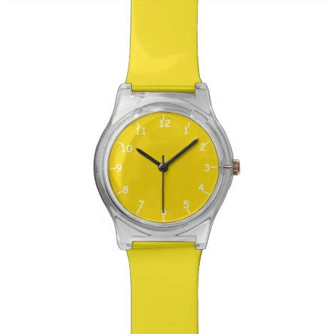 Buttercup Watch