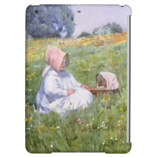 Buttercups and Daisies iPad Air Cover