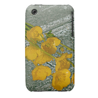 Buttercups and Old Wood Case
