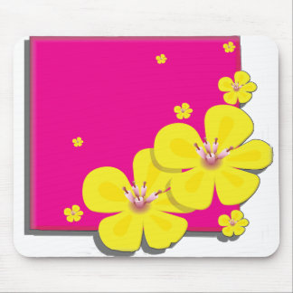Buttercups Mouse Pad