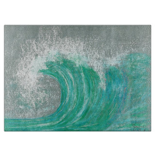 BUTTERCURL WAVE CUTTING BOARD