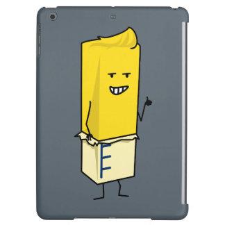 Buttered Buttery Stick of Butter Happy Thumbs Up iPad Air Cases