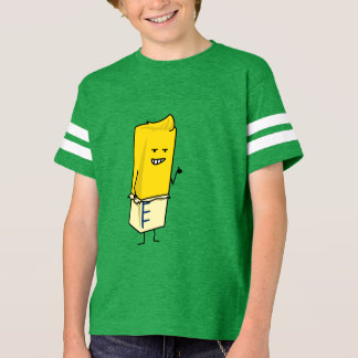 Buttered Buttery Stick of Butter Happy Thumbs Up T-Shirt