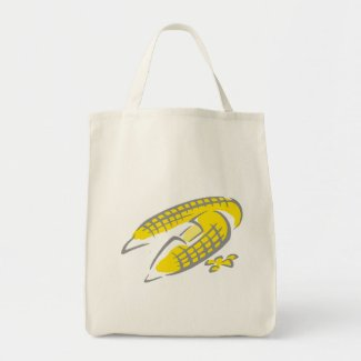 Buttered Corn on the Cob bag