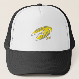 Buttered Corn on the Cob Trucker Hat