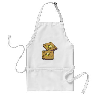 buttered toast aprons