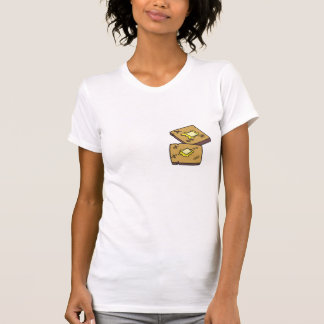 buttered toast tee shirts