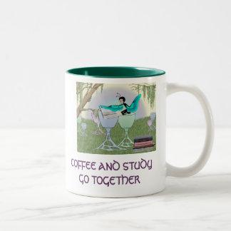 Butterfairy Study Hall Coffee Mug 2