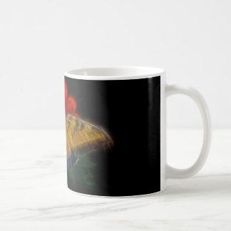 Butterfaly Fractal Tiger Swallowtail Coffee Mug