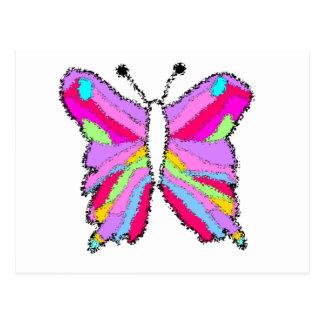 Butterffly Postcard