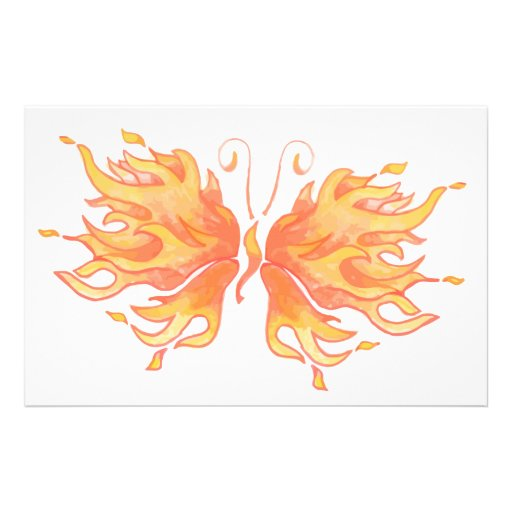 Butterfire Stationery