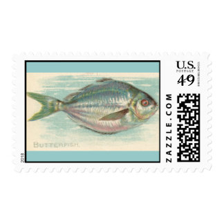 Butterfish Postage