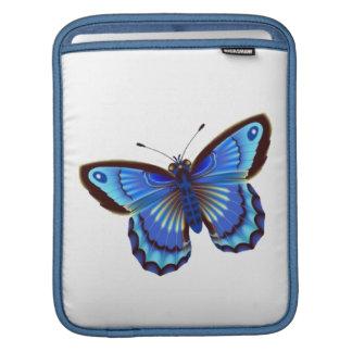 Butterfiy blue Rickshaw Sleeve Sleeves For iPads