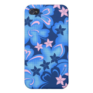 Butterflibiscus Hibiscus iPhone 4 Cover