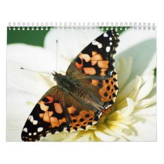 Butterflies 15 Month Calendar