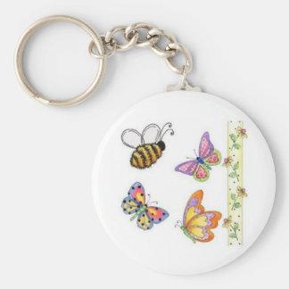 butterflies 1-752947 keychain