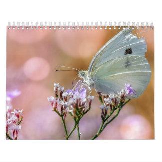 Butterflies 2017 calendar