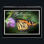"""Butterflies 2019 Monthly Calendar By Tom Minutolo<br><div class=""""desc"""">I love to photograph Butterflies and spend much of the summer looking to capture them among wildflowers and flowers in the formal garden setting. I hope that you like this! Tom</div>"""