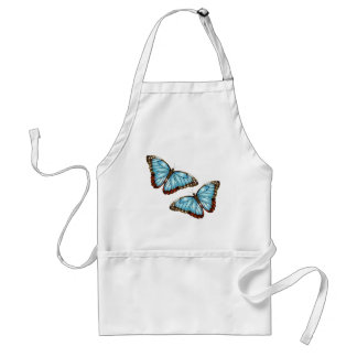 Butterflies Adult Apron
