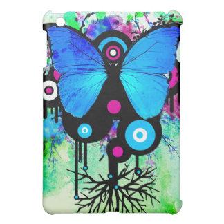 Butterflies and Alien Friends iPad Mini Covers