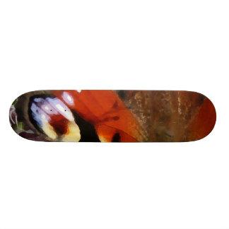 Butterflies and Bee Skateboard