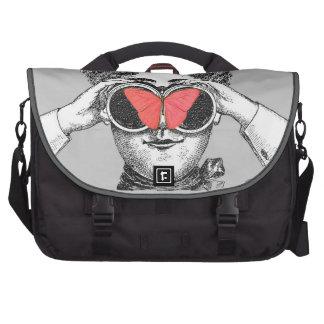 Butterflies and Binoculars Computer Bag