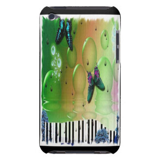 Butterflies and Bubbles Case-Mate iPod Touch Case