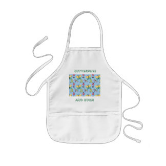 BUTTERFLIES, AND BUGS!   Apron
