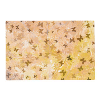 Butterflies and Daisies by Shirley Taylor Placemat